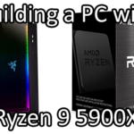 Streaming PC cu Ryzen 9 5900X